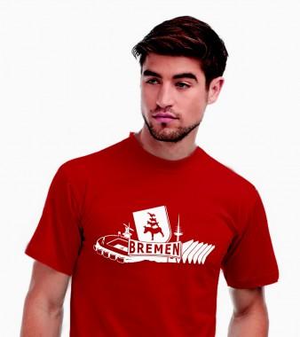 Bremen-T-Shirt-Druck